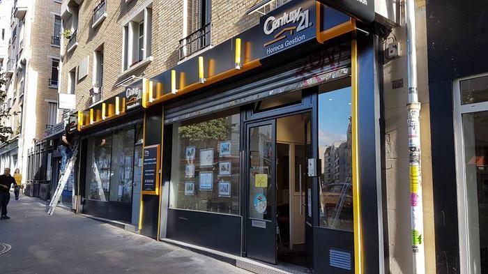 La gestion de vos locaux century 21 horeca 92 agence for Agence immobiliere 3f boulogne billancourt